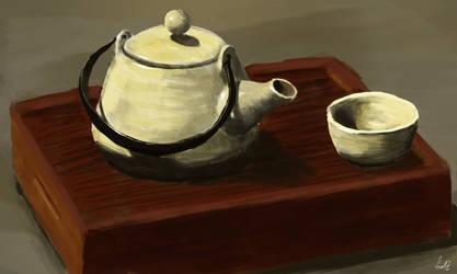 Practice - Teapot