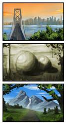 Environment thumbnails 16