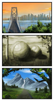 Environment thumbnails 16