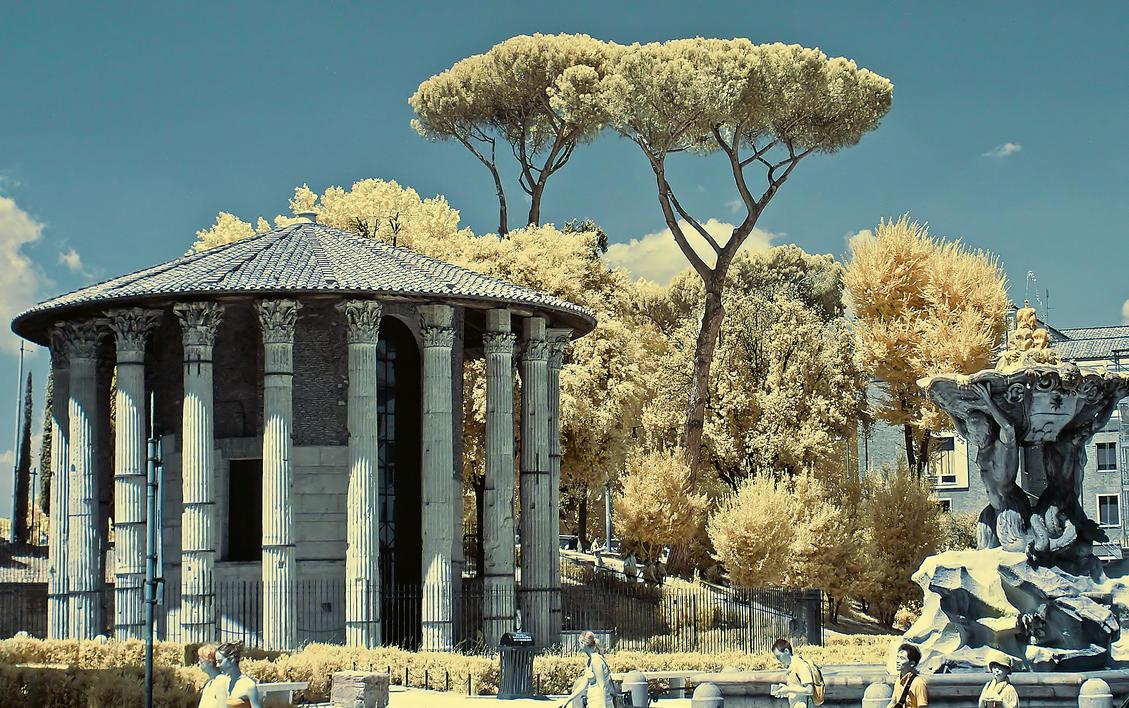 ROME IR by agelisgeo