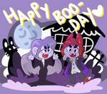 FELIZ BOO-DAY!!