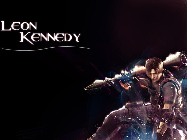 Leon Wallpaper by crazyace11