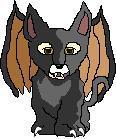 Vampire Kougra by SugarPop