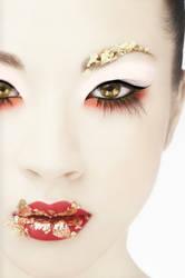 Scarlett Gold. by australialinlin