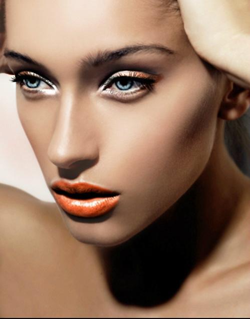 Pop Orange. by australialinlin