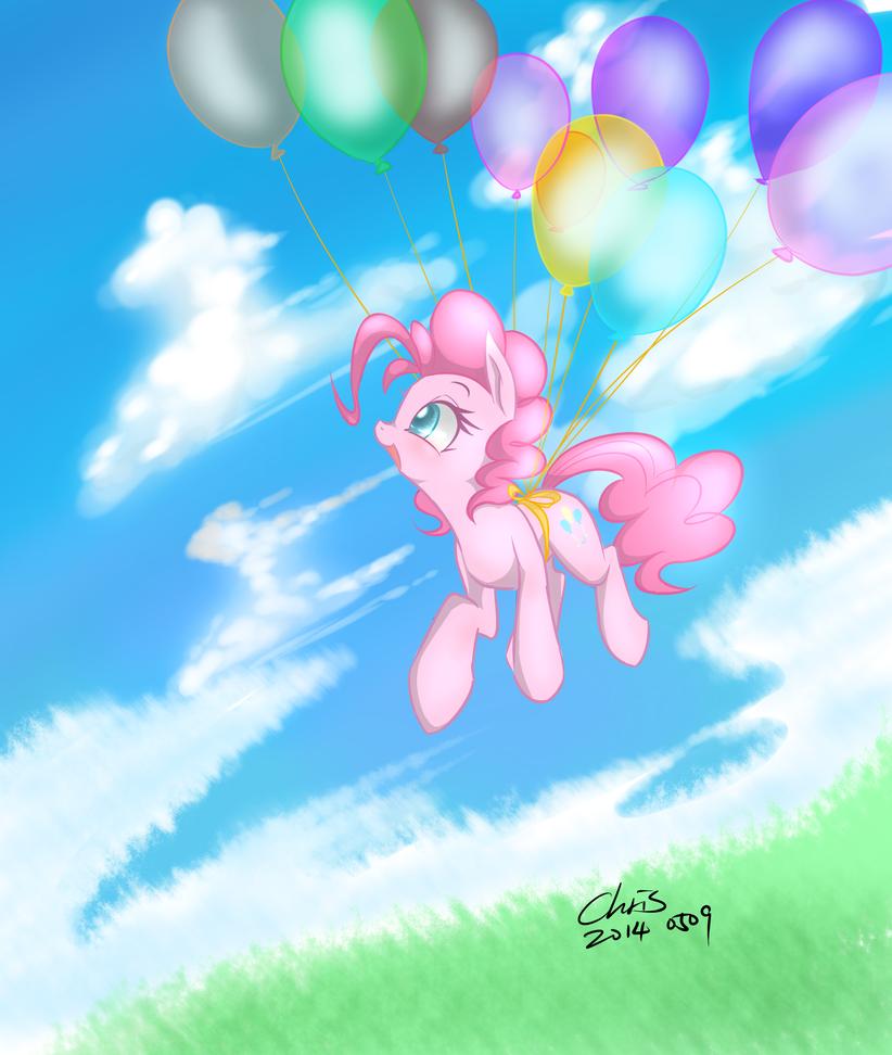 Pinkie sky by YenTzuLin