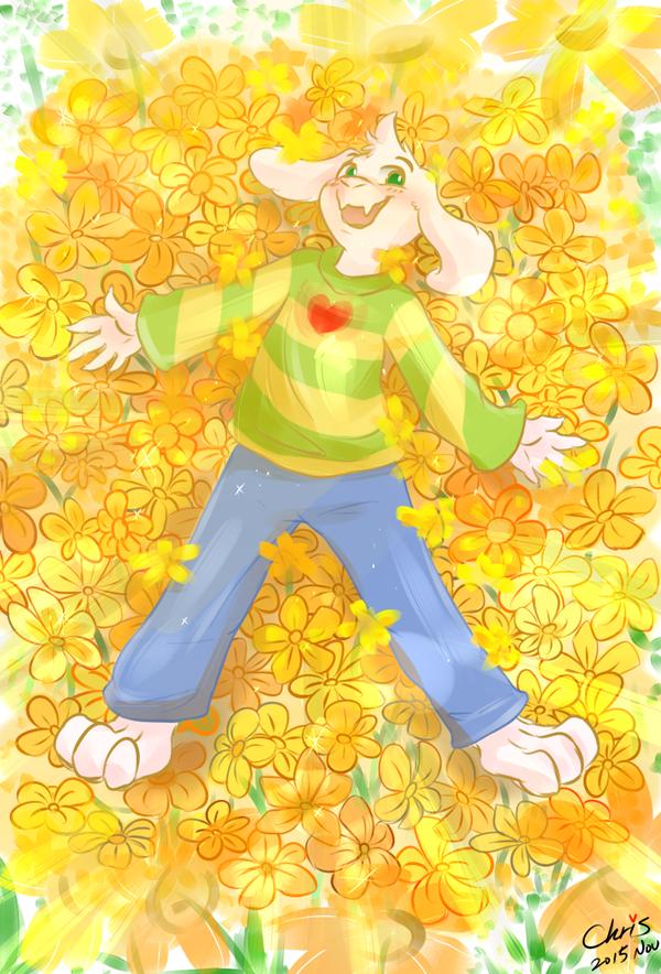 Flower bed by YenTzuLin