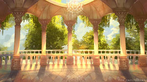 Visual Novel Background for a background