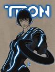 Quorra of TRON