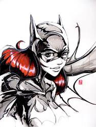 Batgirl by artofJEPROX