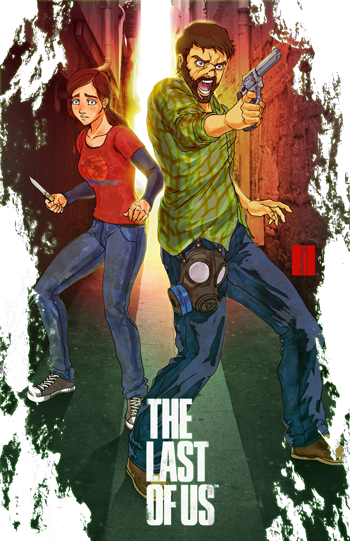 The Last of Us by artofJEPROX