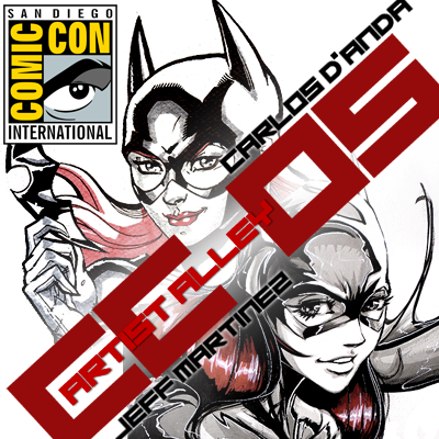 SDCC 2013 ARTIST ALLEY CC-05 by artofJEPROX