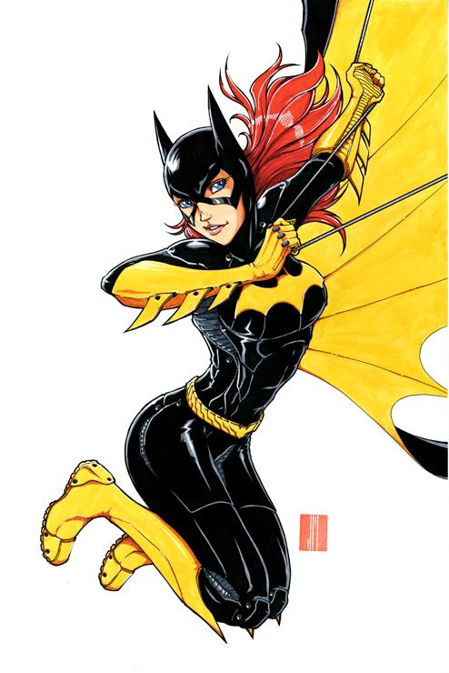 batgirl new 52 wallpaper - photo #1