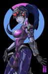 Widowmaker from Overwatch