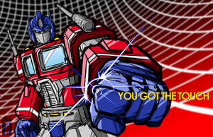 Transformers The Movie 30th Anniversary by artofJEPROX