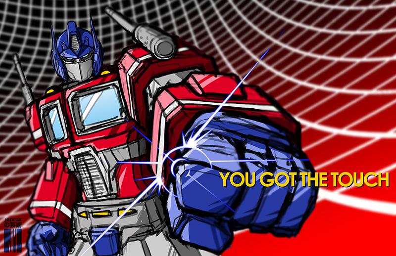 Transformers The Movie 30th Anniversary by artofJEPROX