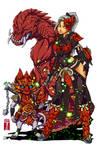Monster Hunter World: Odogaron