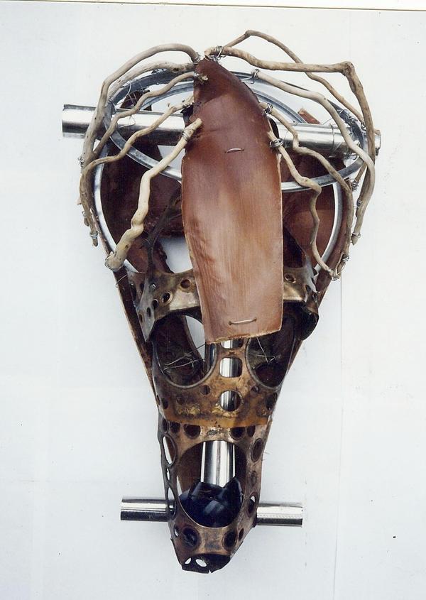 Torso of Vulcan by puckatdeviantart