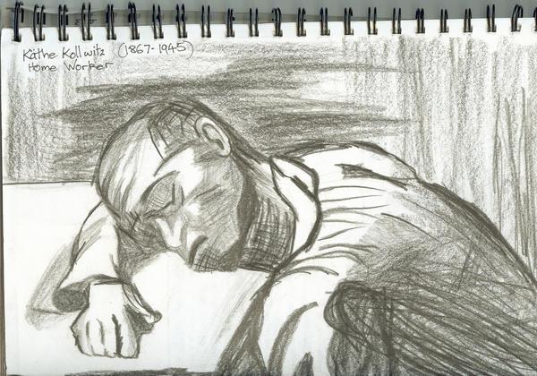 Sleeping in the study by puckatdeviantart