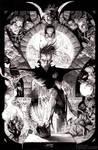 Gatekeeper of the Dark by andybrase