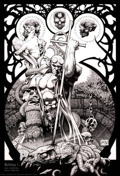 Hellboy: Cross to the Head