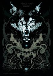 Wicked Wolf- Dark Eyes Version by andybrase