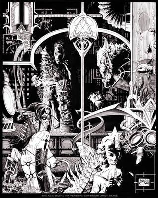 The Acid Bath by andybrase
