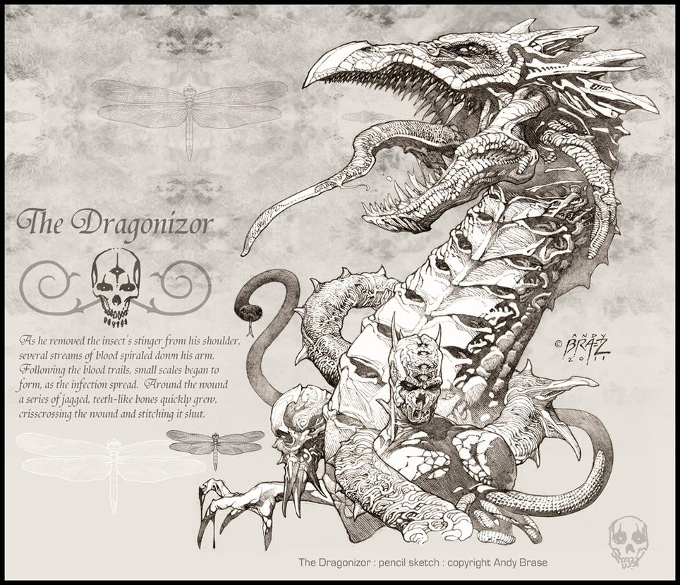 The Dragonizor by andybrase