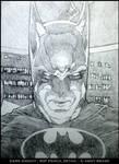 Dark Knight: WIP detail