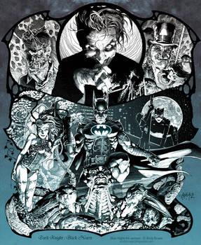 Dark Knight: Black Hearts