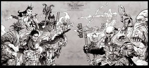 War Dreams by andybrase