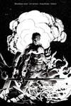Bloodshot cover- Ink