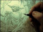 Yoda WIP photo