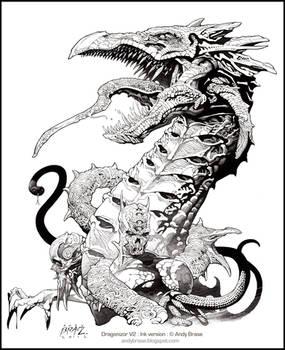 Dragonizor V2: Original Ink