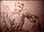 Scarecrow (DC): cover art