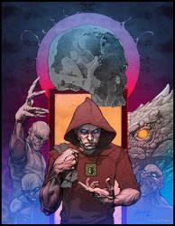 Neil Gaiman cover art
