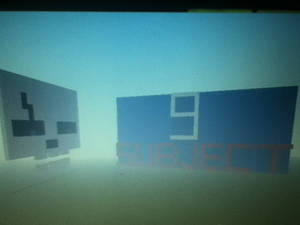 subject 9 and minecraft