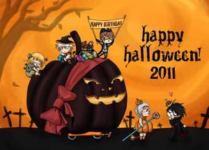 Death Note Halloween 2011