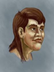 Face by blackears
