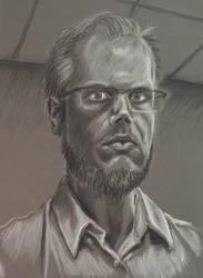 Self Portrait by blackears