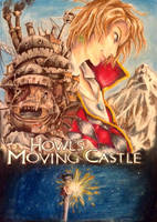 Howl's Moving Castle by Stranger-Z
