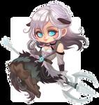 Leena - Chibi Commission
