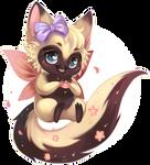 Lotus - Chibi Commission