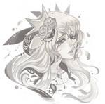 Celeste - Digital Sketch