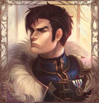 Portrait of Honor  - Commission