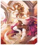 Sun Dance - Illustration Commission