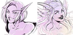 Commission - Doodly doodles dump 8