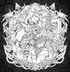Aere Perennius - Lineart Commission