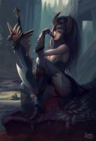 dragon killer by chenousang