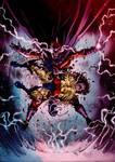 Magneto vs Wolverine